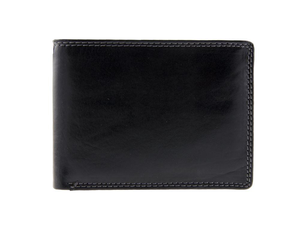 Portafoglio uomo pelle portamonete portacard nero la for Portafoglio uomo