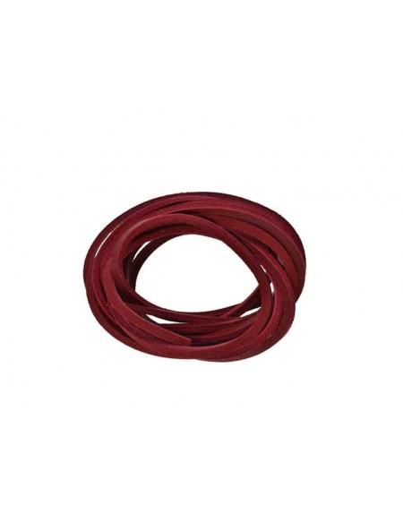 2d97a5dd43 Lacci per Timberland da 120 cm | Stringhe in cuoio quadrato rosso