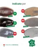 Lucido per scarpe in pelle marrone chiaro