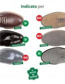 Bianchetto scarpe in pelle sbiancante per scarpe e borse