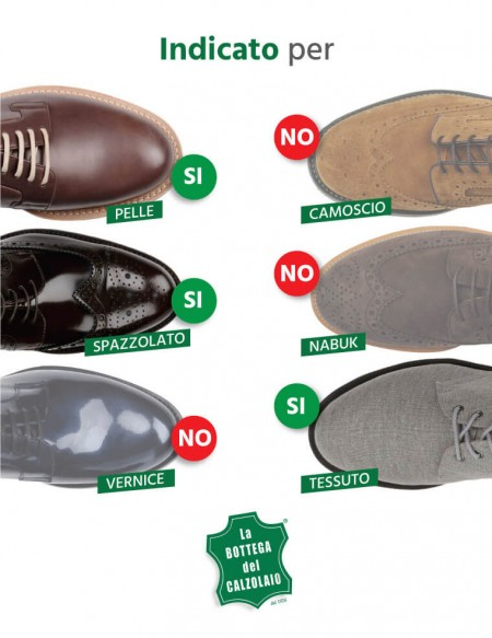 Bianchetto scarpe in pelle, sbiancante per scarpe e borse