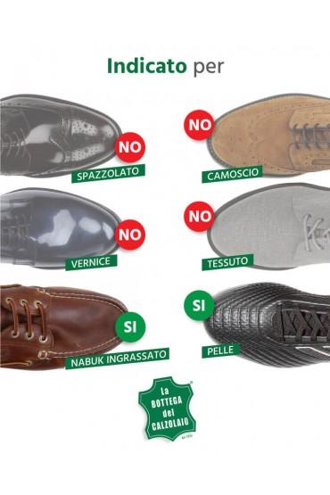 Grasso di foca per scarpe e scarponi