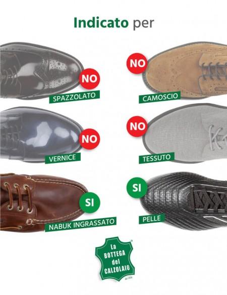 Grasso di foca impermeabilizzante per scarpe