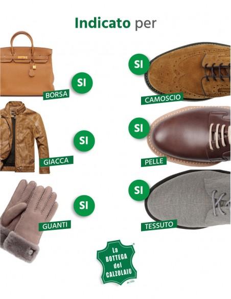 Spray impermeabilizzante per scarpe