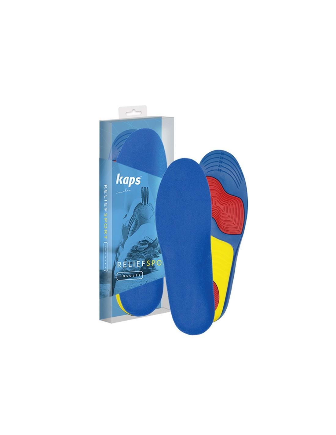 Solette per scarpe da running ritagliabili kaps TVM9AEJbqV