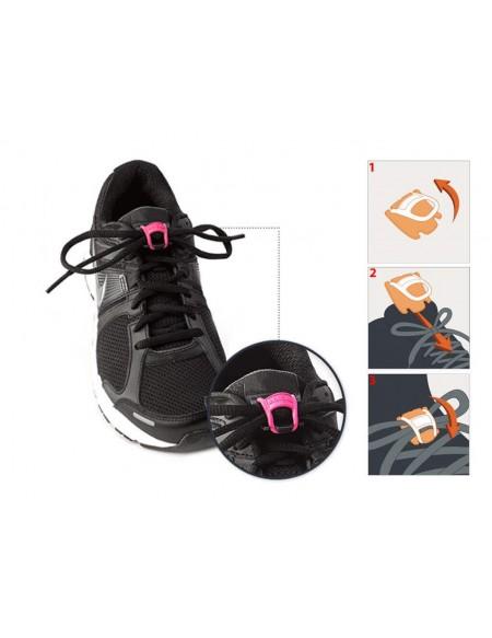 ... Blocca lacci per non legare stringhe scarpe running bf534d69c36