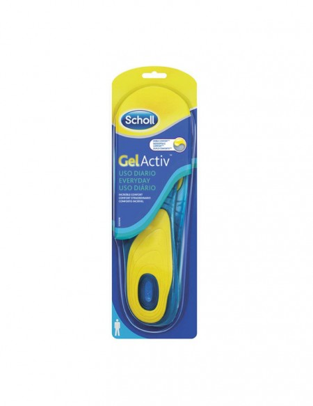 Soletta gel active Scholl Everyday