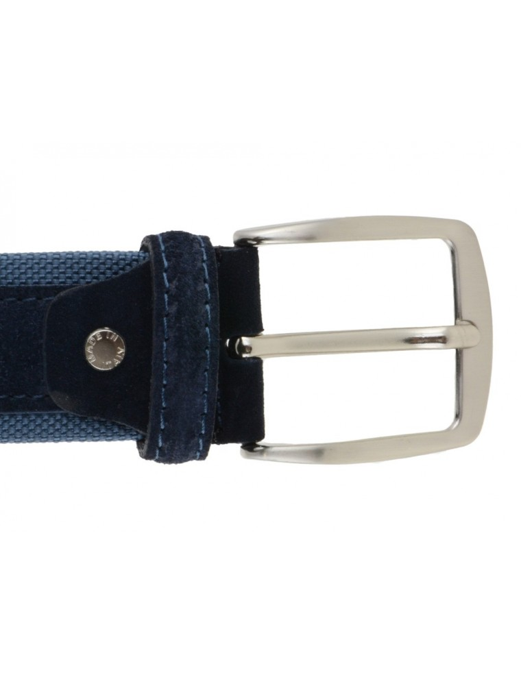 Beige Jean Cintura Blu Su Uomo eEIbH9WYD2