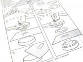 Occhielli per tende da 11 mm argento