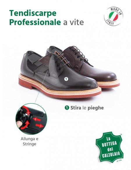 Tendiscarpe in plastica per tenere in forma le scarpe