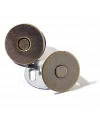 Bottoni magnetici Prym in oro