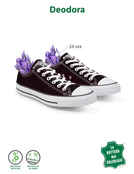 Kit deodoranti per scarpe