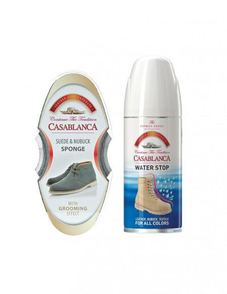 Kit per impermeabilizzare scarpe