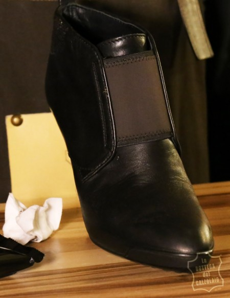 Salviette umidificate per scarpe Casablanca