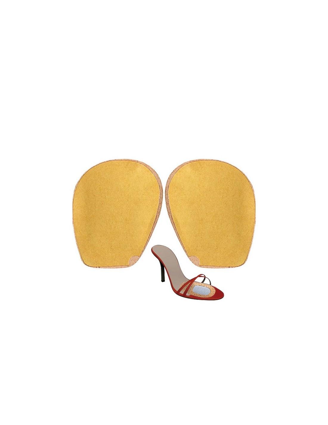 new style 5d358 93bfa Mezza soletta scarpe per piedi gonfi