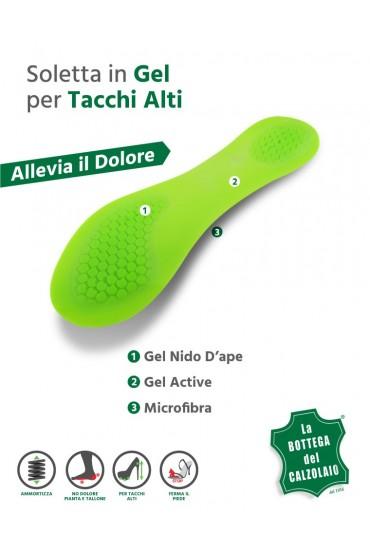 Solette per scarpe con tacco