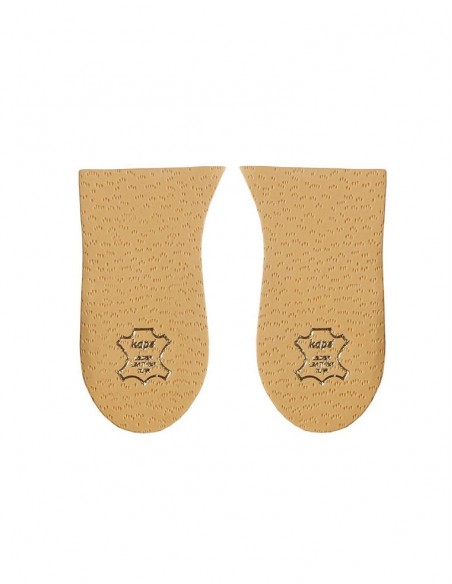 Solette rialzanti in sughero da 5 mm per scarpe