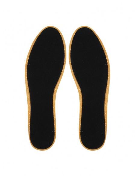 Solette scarpe in cuoio antisudore e antiodore 2 pz