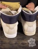 Prodotti per pulire scarpe bianche