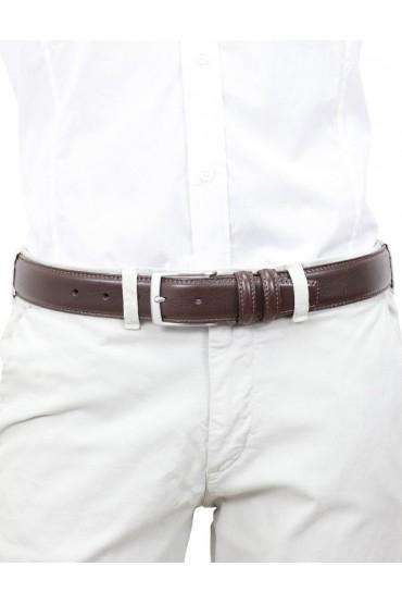 Cintura uomo pelle vitello