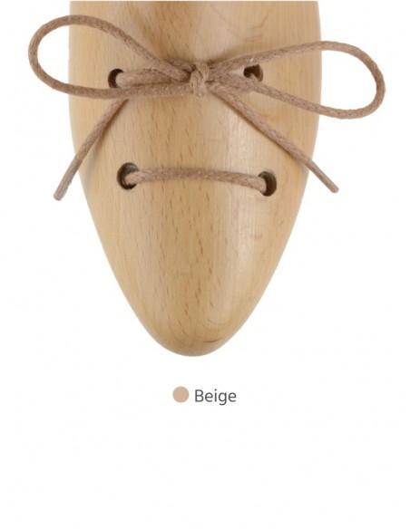 Lacci scarpe tondi cerati grossi per scarpe classiche