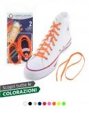 Lacci elastici autobloccanti per scarpe