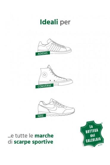 Lacci elasticizzati per scarpe running