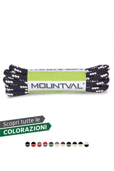 Lacci per scarponi da montagna multicolore