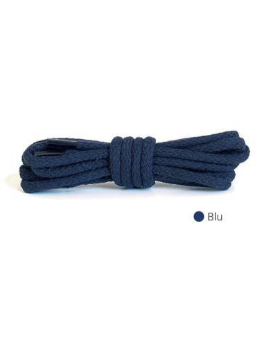 Lacci scarpe tondi in cotone per scarponi