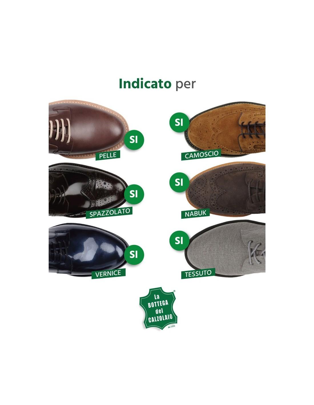 Pulire le scarpe in tessuto Prodotti per Scarpe