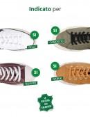 Gel detergente per scarpe da ginnastica