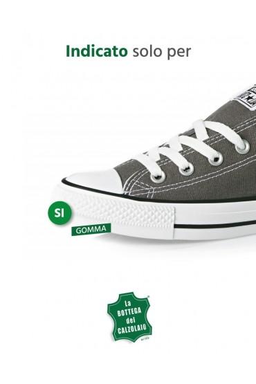 Olio per pulire gomma para delle scarpe
