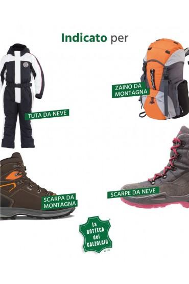 Spray impermeabilizzante per scarpe in camoscio e nabuk