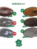 Spray impermeabilizzante per scarponi da montagna