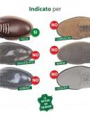 Crema impermeabilizzante per scarpe in pelle e cuoio