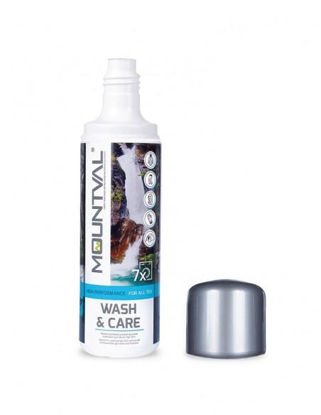Detersivo per lavare tessuti e goretex