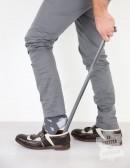Calzascarpe lungo in plastica 65 cm