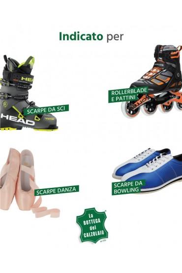Deodorante spray assorbiodore per scarpe sportive