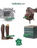 Sapone per pulire sella di cavallo e stivali da equitazione