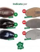 Spray per lucidare e proteggere le scarpe