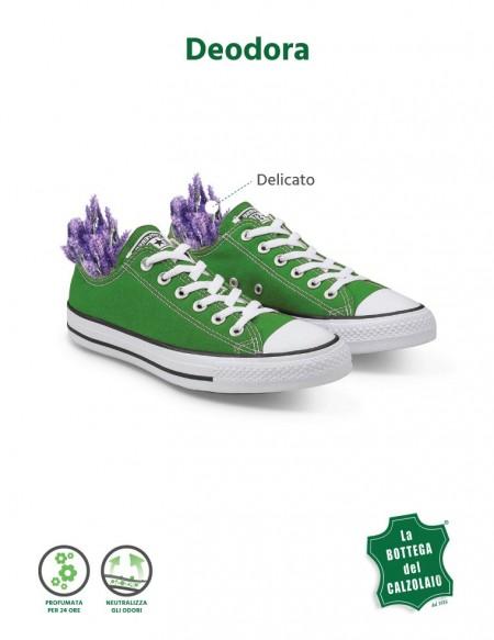 Deodorante spray per scarpe igienizzante elimina odori