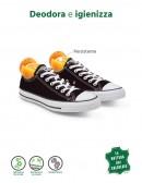 Deodorante spray per scarpe sportive