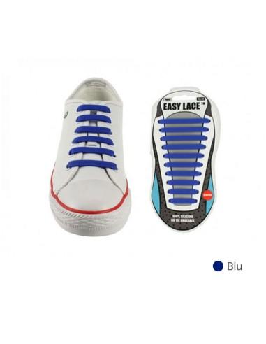 Lacci in silicone per scarpe