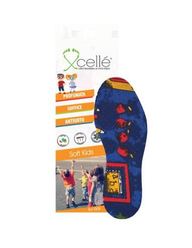 Soletta scarpe per bambini in lattice 2 pz