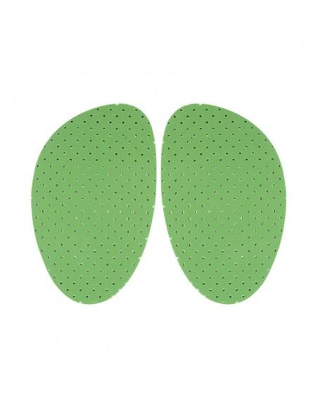 Mezza soletta in lattice e cotone 2 pz
