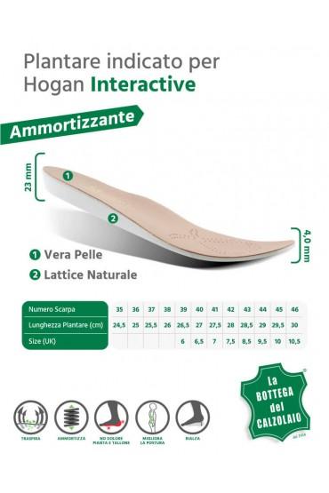 Plantare per scarpe Hogan Interactive 2 pz