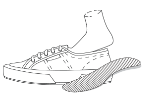 la bottega del calzolaio cura del piede